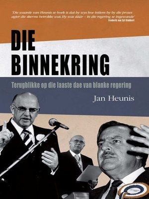 cover image of Die Binnekring