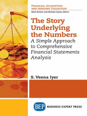 cover image of The Story Underlying the Numbers