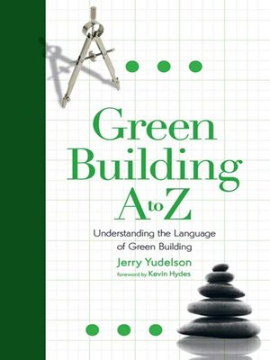 cover image of Green Building a to Z