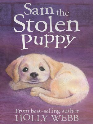cover image of Sam the Stolen Puppy