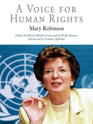 cover image of A Voice for Human Rights
