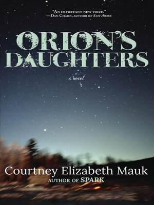 cover image of Orion's Daughters