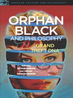 cover image of Orphan Black and Philosophy