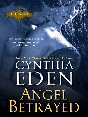 cover image of Angel Betrayed