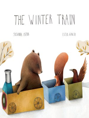 cover image of The Winter Train
