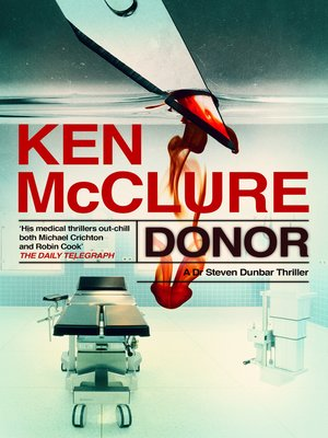 cover image of Donor