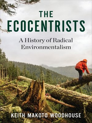 cover image of The Ecocentrists