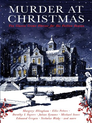 cover image of Ten Classic Crime Stories for the Festive Season