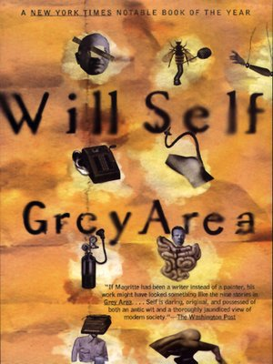 cover image of Grey Area