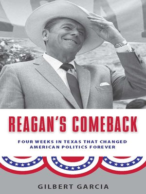 cover image of Reagan's Comeback