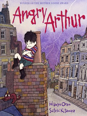 cover image of Angry Arthur