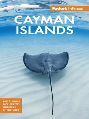 cover image of Fodor's InFocus Cayman Islands