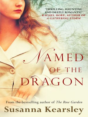 cover image of Named of the Dragon