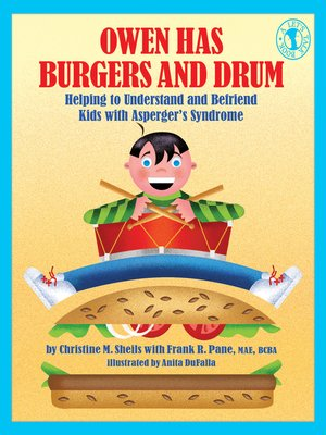 cover image of Owen Has Burgers and Drum