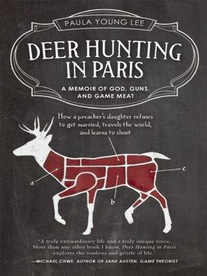 cover image of Deer Hunting in Paris