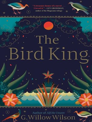 cover image of The Bird King