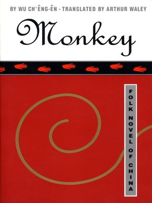 cover image of Monkey