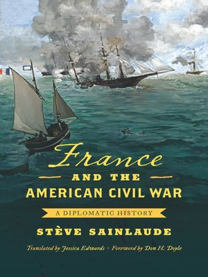 cover image of France and the American Civil War