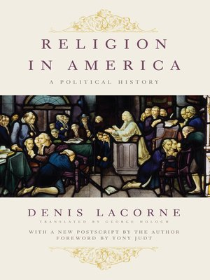 cover image of Religion in America