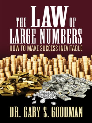 cover image of The Law of Large Numbers