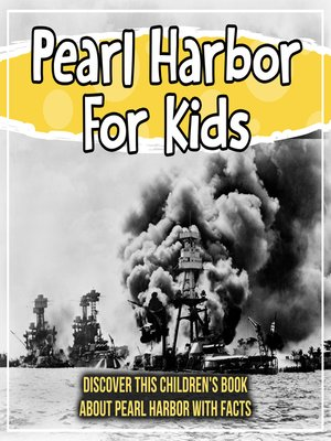 cover image of Pearl Harbor For Kids