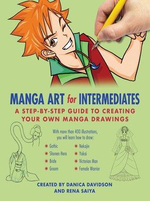 cover image of Manga Art for Intermediates