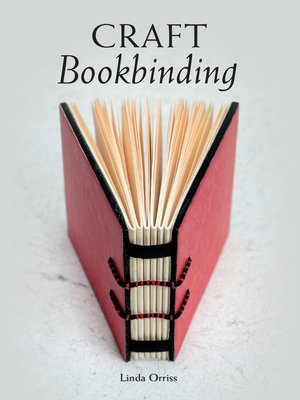 cover image of Craft Bookbinding