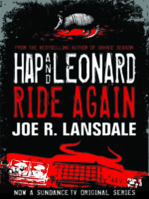 cover image of Hap and Leonard Ride Again
