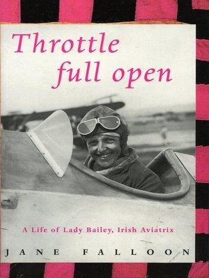 cover image of Throttle Full Open