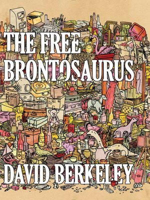 cover image of The Free Brontosaurus