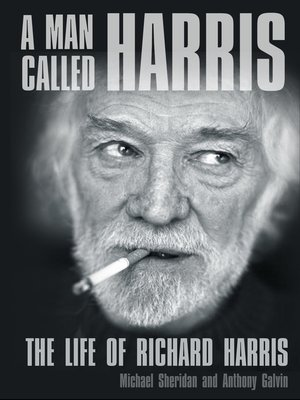 cover image of A Man Called Harris