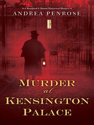 cover image of Murder at Kensington Palace