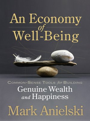 cover image of An Economy of Well-Being