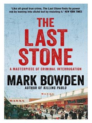 Mark Bowden Overdrive Rakuten Overdrive Ebooks Audiobooks And