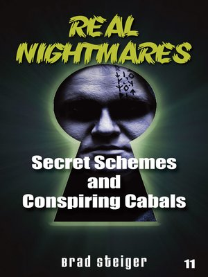 cover image of Real Nightmares (Book 11)