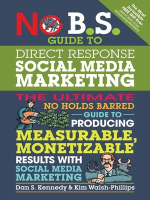 cover image of No B.S. Guide to Direct Response Social Media Marketing