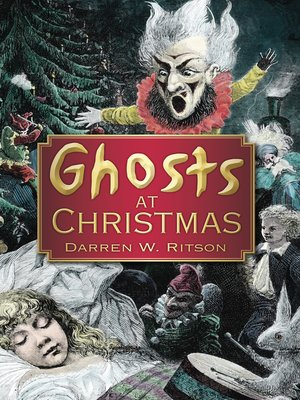 cover image of Ghosts at Christmas