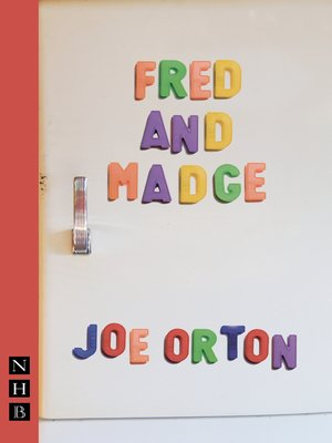 cover image of Fred & Madge (NHB Modern Plays)