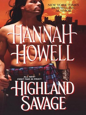 cover image of Highland Savage