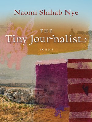 cover image of The Tiny Journalist