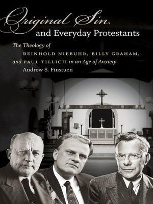 cover image of Original Sin and Everyday Protestants