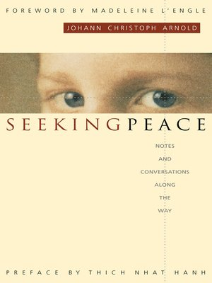 cover image of Seeking Peace