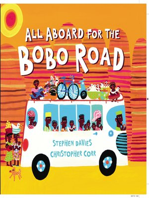 cover image of All Aboard for the Bobo Road