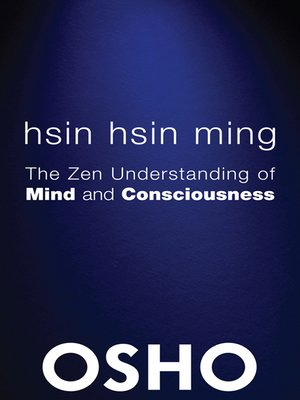 cover image of Hsin Hsin Ming