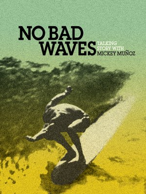 cover image of No Bad Waves