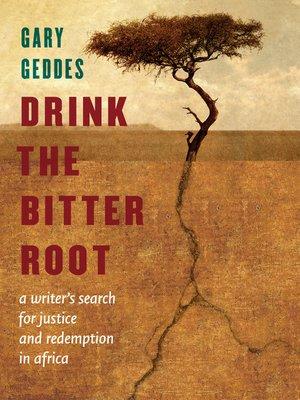 cover image of Drink the Bitter Root