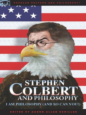 cover image of Stephen Colbert and Philosophy