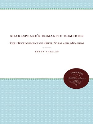 cover image of Shakespeare's Romantic Comedies