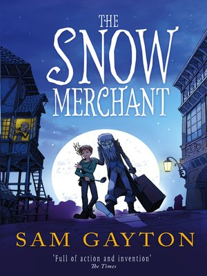 cover image of The Snow Merchant