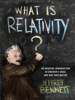cover image of What Is Relativity?